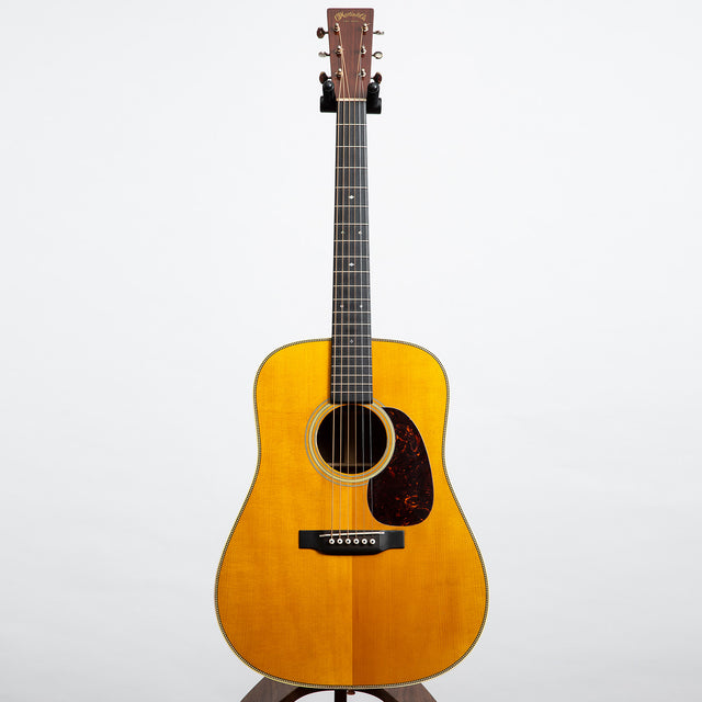 Martin D28 1937 Authentic AGED - Madagascan Rosewood & Adirondack Spruce with VTS -  Pre-Owned