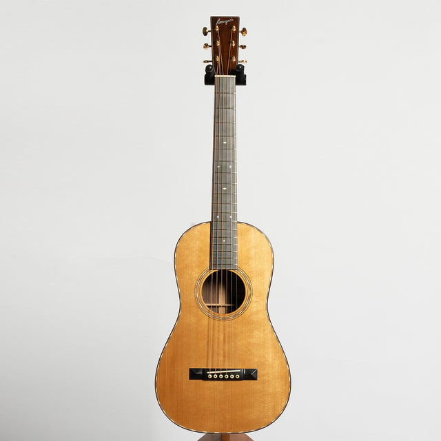 Bourgeois Parlour Victorian Limited Edition AT Acoustic Guitar, Brazilian Rosewood & Torrefied Adirondack Spruce