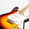 Lentz Reserve 'S' Style Electric Guitar, Three Tone 'Reserve' Sunburst - Pre-Owned