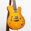 Nik Huber Surfmeister Electric Guitar, Faded Sunburst Semi-Gloss Finish