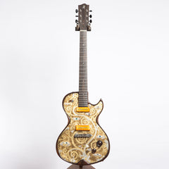 Spalt Instruments Goldtop No. 2 Electric Guitar