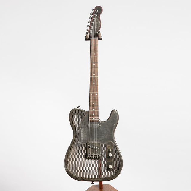 James Trussart Rust O Matic Holey SteelCaster