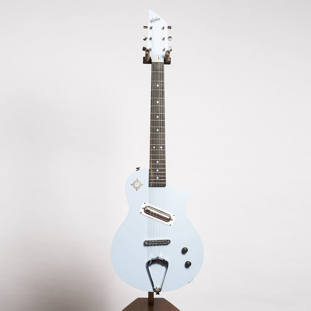 Scott Walker Solace Electric Guitar, Pastel Blue