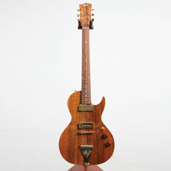 B&G Step Sister Private Build Electric Guitar #061, Koa, Kikbuckers, Cutaway