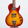 B&G Step Sister Private Build Electric Guitar #049, Cherry Burst, P90s