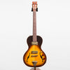 B&G Guitars Little Sister Crossroads Non Cutaway Electric Guitar, Tobacco Burst #353