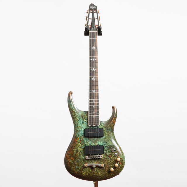 Scott Walker Phantom Electric Guitar, Fathom Finish