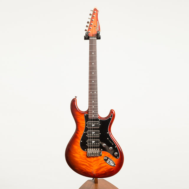 Ruokangas Guitars VSOP Deluxe #340 Sundance Electric Guitar.
