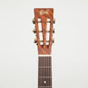 B&G Guitars Little Sister Crossroads Cutaway Electric Guitar, Tobacco Burst - Left Handed #080