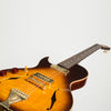 B&G Guitars Little Sister Crossroads Cutaway Electric Guitar, Tobacco Burst - Left Handed, Pre-Owned