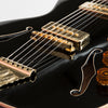 B&G Guitars Little Sister Private Build Black Widow Electric Guitar #569, P90s, Cutaway - Pre-Owned