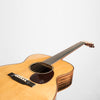 Bourgeois OM Large Sound Hole DB Signature Acoustic Guitar, Aged Tone Adirondack Spruce & Macassar Ebony - Pre-Owned