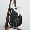 TV Jones Spectra Sonic Supreme Electric Guitar, Charcoal Black #202