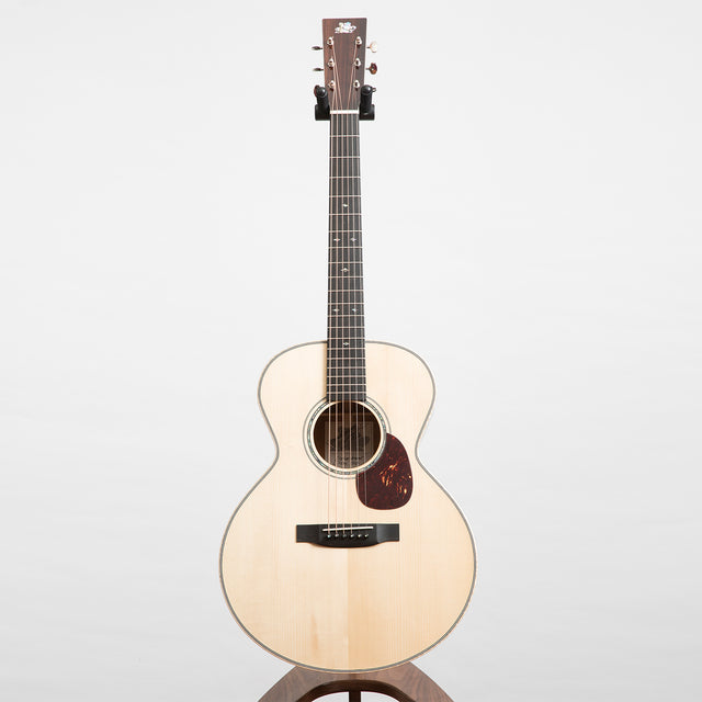 Froggy Bottom M Deluxe Acoustic Guitar, Mahogany & Adirondack Spruce