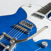 TV Jones Spectra Sonic Supreme Electric Guitar, Cobalt Blue