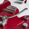 TV Jones Spectra Sonic Supreme Electric Guitar, Scarlett Red
