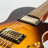 B&G Guitars Little Sister Crossroads Cutaway Electric Guitar, Tobacco Burst, Humbuckers #187