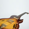 B&G Guitars Little Sister Electric Guitar #466 - Tobacco Burst, Cutaway, P-90s - Pre-Owned