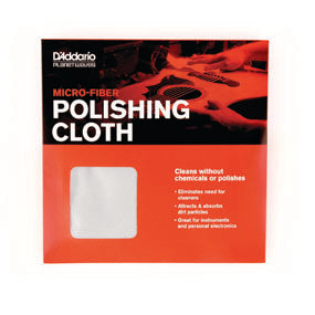 D'Addrio Planet Waves Micro-fiber Polishing Cloth