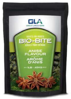 USA - Bio-Bites Horse Treats - Anise - Great Lakes Agra - Equine Choice