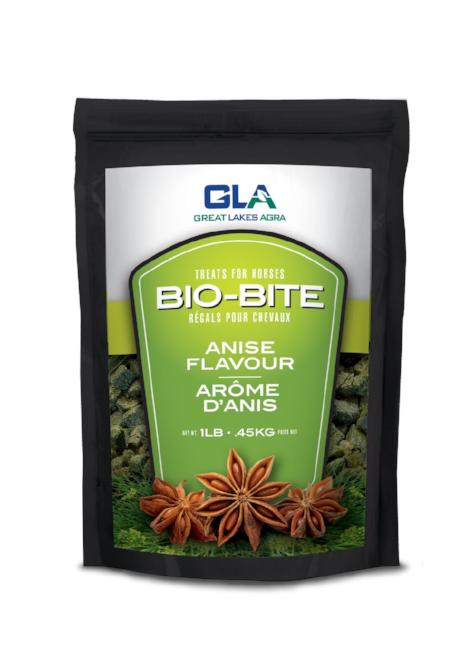 CDN - Bio-Bites Horse Treats - Anise - Great Lakes Agra - Equine Choice