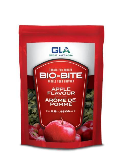 CDN - Bio-Bite Horse Treats - Apple - Great Lakes Agra - Equine Choice