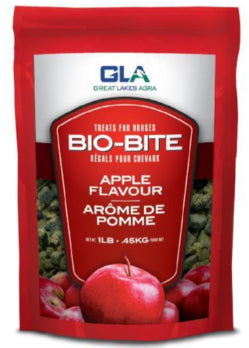 US - Bio-Bite Horse Treats - Apple - Great Lakes Agra - Equine Choice