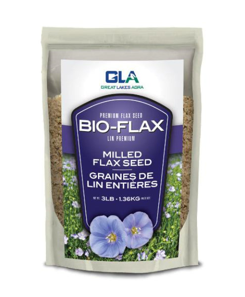 Bio-Flax - Cold Milled Flax Seed - Canada