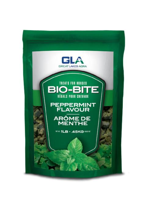 CDN - Bio-Bites Horse Treats - Peppermint - Great Lakes Agra - Equine Choice