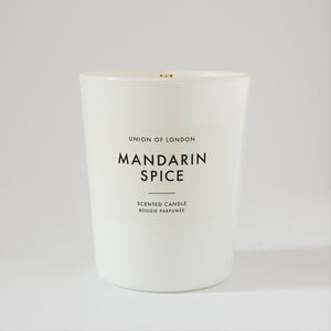 Union of London Mandarin Spice Mini Candle
