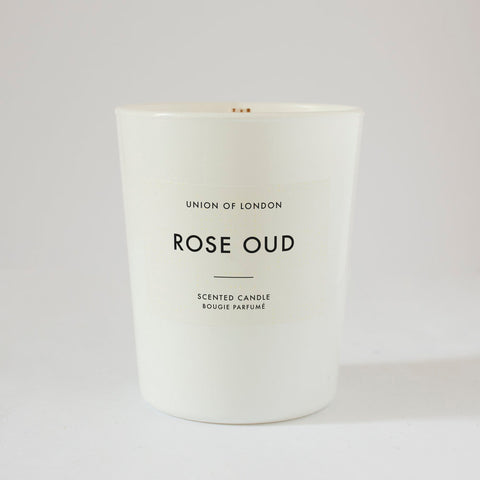 Union of London Rose Oud Mini Candle