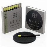 Scent Lounge Hibi Incense Matches Lemongrass Group