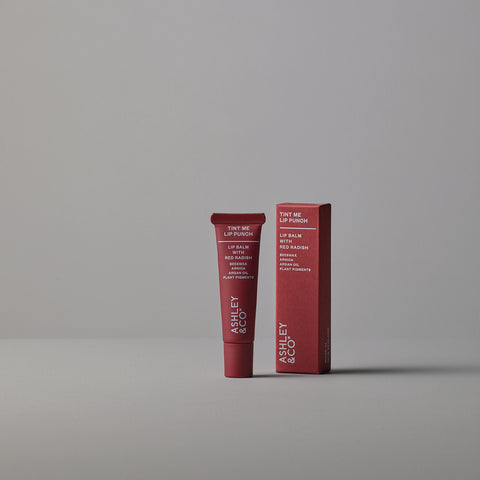 Tint Me Lip Punch, 100% Natural Lip Balm