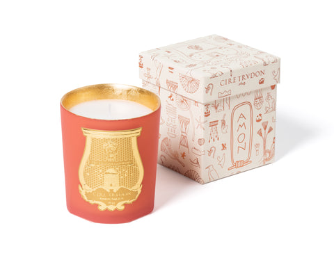 Amon limited edition candle
