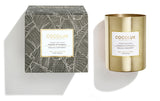 Brass Candle: Grapefruit & Lemongrass