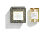 Brass Candle: Sweet Pomegranate & Acai