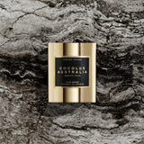 Luna Brass Candle: Exotic Amber & Spice