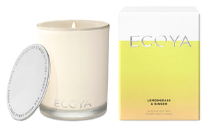 Lemongrass & Ginger Madison Candle