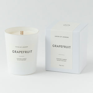 Union of London Grapefruit Mini Candle