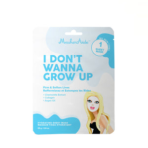 I Don't Wanna Grow Up - Firming Sheet Mask