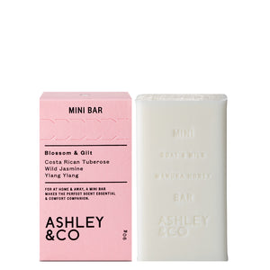 Blossom & Gilt Mini Bar, Soap Bar
