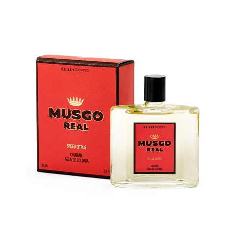 Scent Lounge Claus Porto Musgo Real Cologne Spiced Citrus 100ml