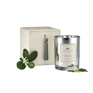 Water Hyacinth & Lime Blossom Candle