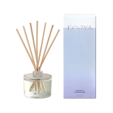 Coconut & Elderflower Reed Diffuser