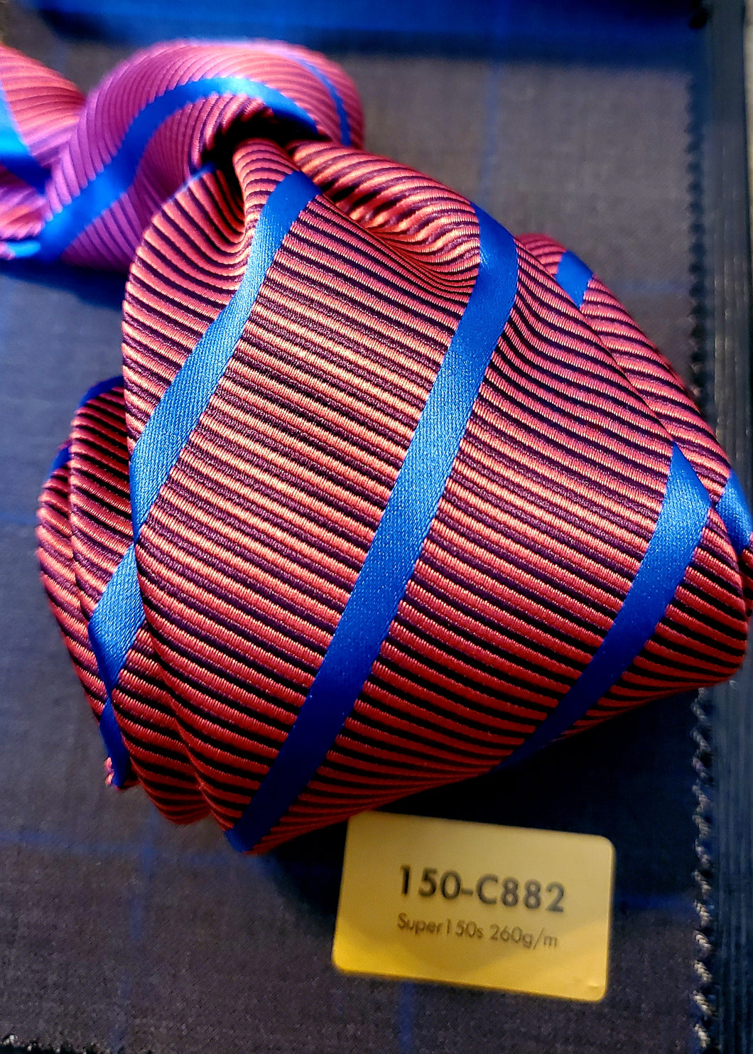 Vivid Stripes - French Thread