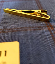 Load image into Gallery viewer, Classic Tie Clip - French Thread