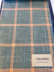 Super 180's Suit Fabrics - French Thread