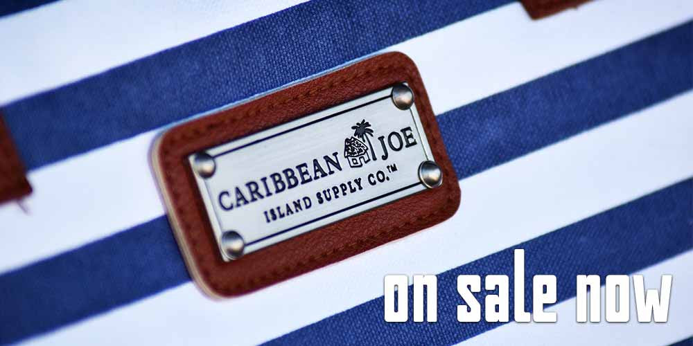 Caribbean Joe Handbags Totes Backbacks on sale