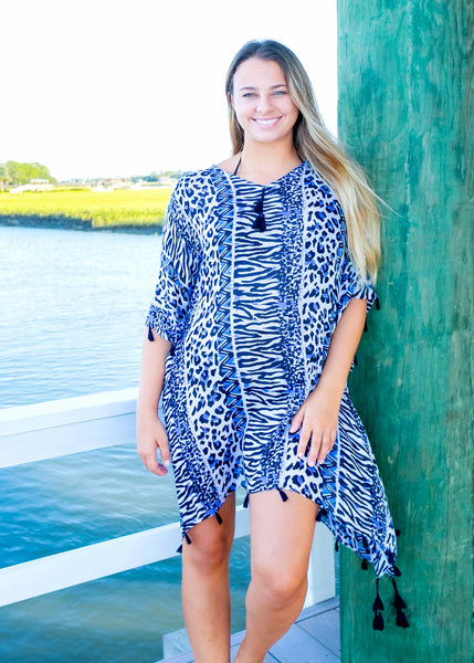 Tybee Island Clothing: Amelia | Cover Up 2021 Collection