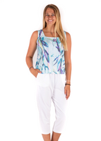 Blue Water: Eileen | Pants White 2021 Collection